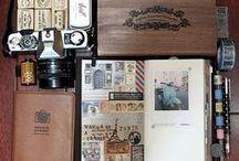 Journals & Notebooks / Creative journals and notebooks