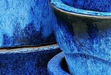 Blue / Bits of blue to inspire you #blue