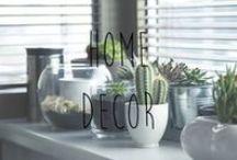 Home Decor / Dreams and aspirations for future home decor.