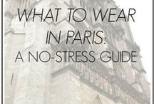 Paris / This board is full of great info to help you plan your trip to the City of Light. Happy travels!
