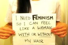 Short Hair, Don't Care / Women rocking short hair and buzz cuts!