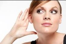 #Hearing / #Hearing #HearingLoss #Deafness #Deaf