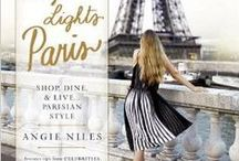 Books for Francophiles / All the best books that have to do with France or that take place in France (especially Paris!), plus a few French classics!