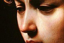 Painting - M M Caravaggio