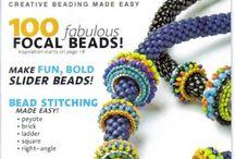 Beaded Beads / Seed beading