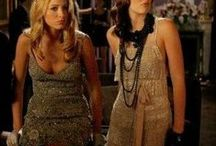 in love with Gossip Girl Fashion