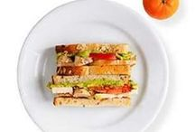 Great Sandwich Ideas  / Even though you all tell us our sandwiches are wonderful, we need your help with new and improved sandwich ideas. What sandwiches are you loving right now? What's your favorite bread? Do you go healthy or hearty? To Wrap or Not to Wrap? Send us your ideas, pictures, recipes and links.