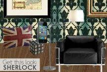 Bedroom Makeover 2014 / Sherlock Inspired Kawaii Room