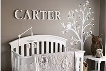 Future Nursery decor