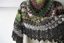 Crochet - Scarves, gloves and hats / by Anabel Katy