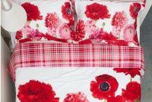Letti e copriletti - Idee! / Le fantasie per il tuo letto d'estate. #casa #letto #vitalina #copripiumino #federa #copriletto
