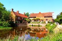 Destination: Constable Country, Essex and Suffolk / Explore the land of Constable's paintings - http://www.britishandirishwalks.com/walking-holidays/england/constable-country-essex-and-suffolk/