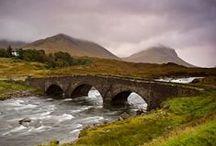Destination: Isle of Skye / http://www.britishandirishwalks.com/walking-holidays/scotland/walking-the-isle-of-skye/