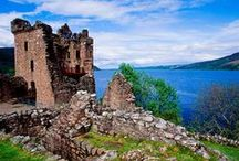 Destination: Great Glen Way / http://www.britishandirishwalks.com/walking-holidays/scotland/walking-the-great-glen-way/