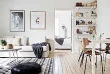 Interior inspiration / Interiors and design pieces we love