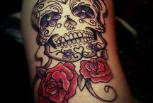 Possíveis Tatuagens / Duas possibilidades: ou pretendo tatuar ou só achei bonita.