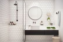 Bathroom inspiration / Bathroom designs that Pocket loves