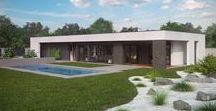 Projektové domy KLASIK / Projektové domy Klasik jsou vyjádřením moderního a ekologicky šetrného životní stylu v souladu s promyšlenými designovými prvky. Více informací o projektových dřevostavbách: http://www.alfahaus.cz/projektove-domy/projektove-domy-klasik