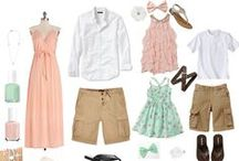 Family: What To Wear Inspiration