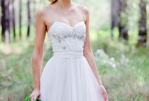 Wedding dresses and not only