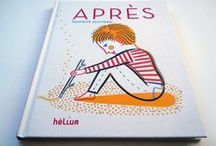 Books: illustrated / Covers and illustration and for books, zines, children books...