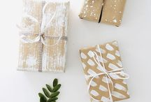 Gift wrapping /crafts