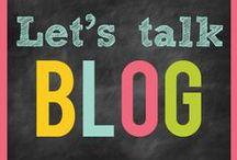 Social Media & Blog Stuff
