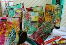 ATC - Artist Trading Cards