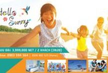 Hello Sunny 2016 / Chương trình Hello Sunny đã chính thức áp dụng tại The Cliff Resort bắt đầu từ hôm nay các bạn nhé!  ❇️❇️❇️Giá ưu đãi chỉ: 3,999,000 VND/ 2 người, 3 ngày 2 đêm, phòng Azul Garden View  ❇️Quà tặng, hoạt động hấp dẫn hoàn toàn miễn phí: cash voucher, lẩu thả, set menu, gấu bông đi biển, xem phim, chụp ảnh, thả diều, làm bánh cupcake...  Thông tin chi tiết: http://goo.gl/0O4Vmf #HELLOSUNNY #thecliffresort #summer #muine