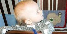 Nursery Decor / Baby nursery decor inspiration.