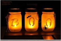 Halloween Crafts and Decorations / Inspirational Halloween and Fall crafts and decorations