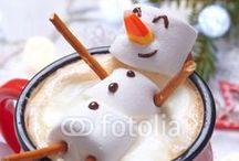 Christmas Foods, Drinks & Treats
