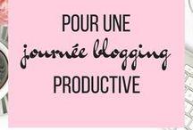 Blogging - Stratégies - Réseaux sociaux / Blog, Blogging, Tips, Conseils, Seo, Google