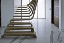 Escadas Interiores / Interior Stairs / Arquitectura de Interiores