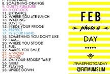 #FMSPhotoADay Febrero 2013