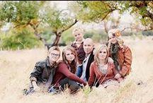 Fab fashion for families / Family fashion ideas for photos
