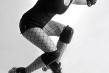 Roller Skating / by Jennifer Robinson DeLuca