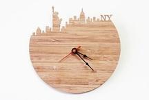 Relógios de Mesa e Parede / Table & Wall Clocks
