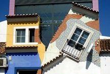 Casas Excêntricas / Eccentric Houses / Arquitectura