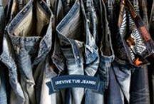 Jeans / Con el Caballito Jeans los colores de tu ropa de mezclilla se verán como nuevos.
