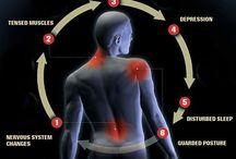 Ankylosing Spondylitis and Fibromyalgia / Immunodeficiency Disease Severe chronic Inflammatory pain