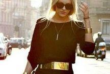 "Urban Chic! / Sum of (glamour + ""bon chic, bon genre"" style + fashion-forward fashionistas + urban lifestyle) = Urban Chic!"