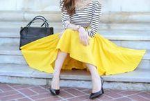 Amarillo Luminoso / Tu ropa tan radiante como el primer día con el Caballito Amarillo Luminoso.