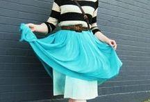 Azul Cielo / Renueva tu ropa con el Caballito Azul Cielo.