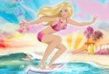 Juegos de Barbie Star / Juegos Barbie. Comenzar su fantástica aventura en el mundo de la princesa barbie.