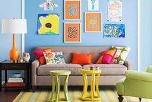 Salas / Living Room / Salas de Estar e Salas Comuns