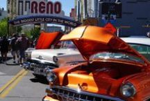 Hot August Nights / Hot August Nights Annual Classic Car Show, Auction and Drag Races