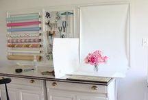 Organization / Storage / organization, small places, organize stuffs, home decor, office decor
