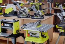 RYOBI - Product photography / Client Product Photgraphy