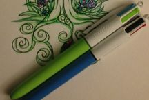 Zen to learn / zentangle how-to's and usage / by Sheryll Kjos